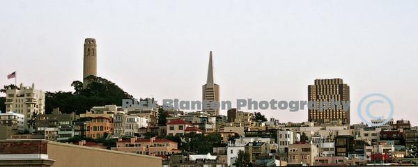 """ San Francisco Skyline """
