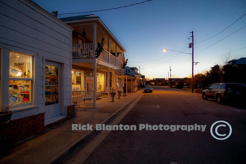 Swansboro in the Evening