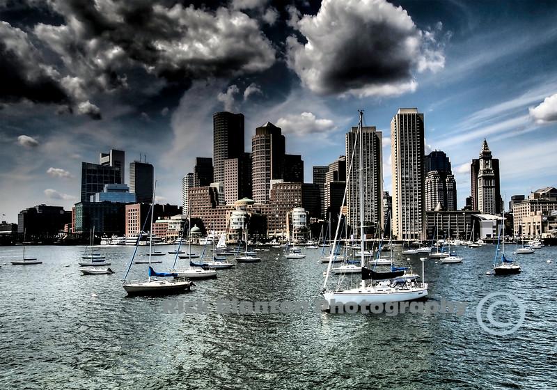 """ Boston Harbor """
