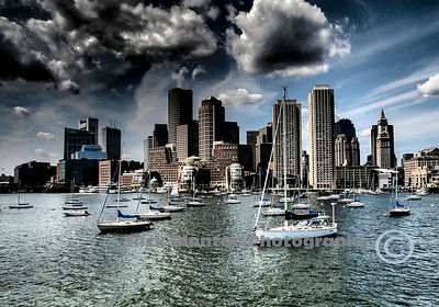 """ Boston Harbor """
