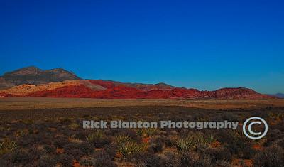 """"""" Red Rocks """""""