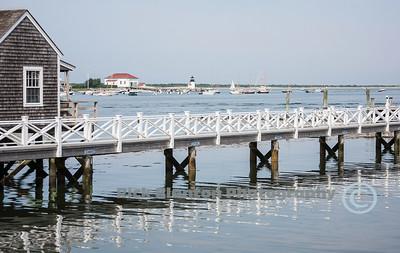 """"""" Nantucket Harbor """""""