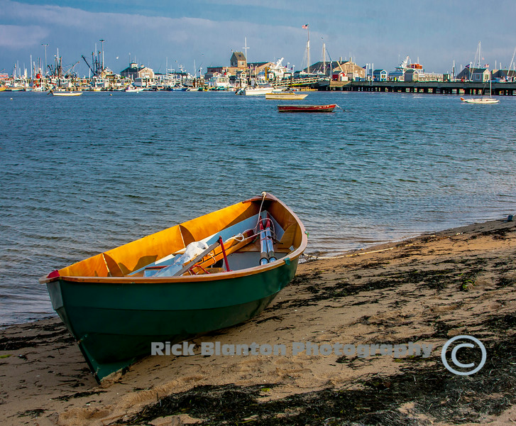 """ Provincetown, Fishing Docks """