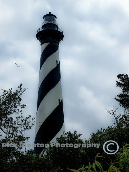 """ Cape Hatteras Lighthouse """