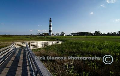 """ Bodie Island Lighthouse II """