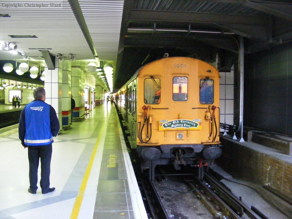 1001 in the platform
