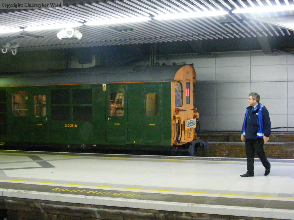 The unit at the stops