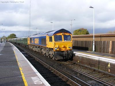 66712 at Barnham