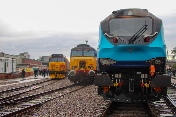 Crewe LSL