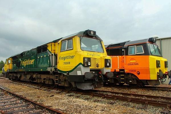 Crewe LSL Depot