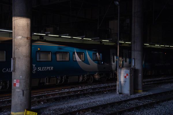 Sleeper lighting