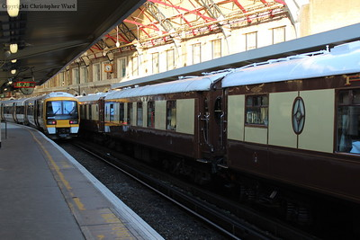 60 years of development seperate the 1990s Networker on the left and the 1930s Brighton Bell car on the right. I can't help feeling it's not been entirely for the better.