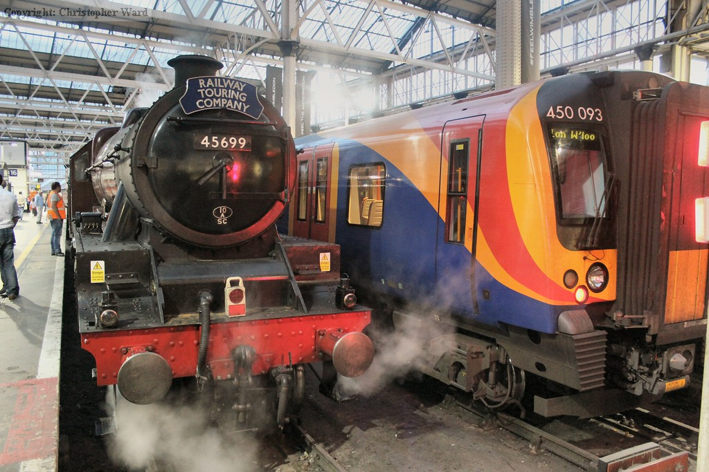 45699 under the impressive overall roof