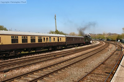 GWR heritage to the fore at Salisbury