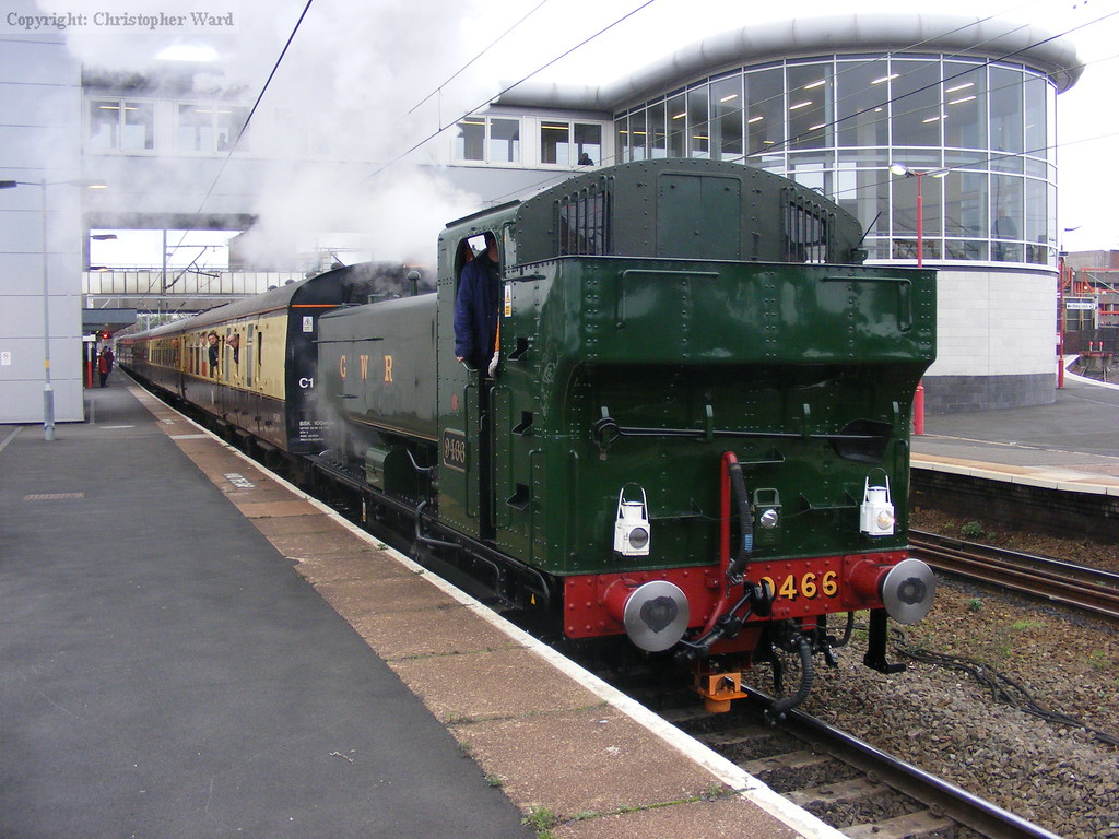 9466 leaves Wolverhampton