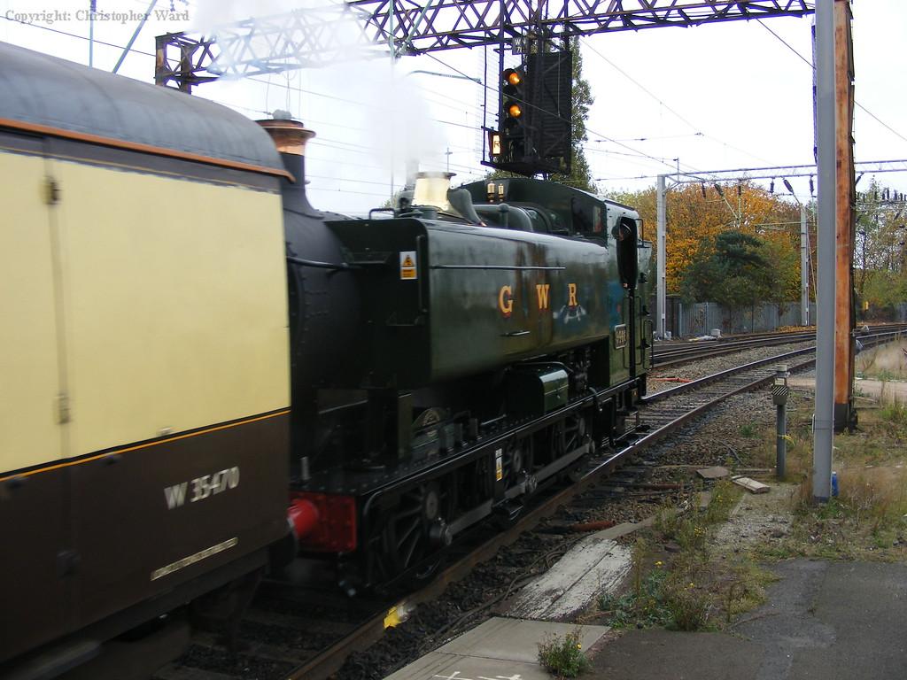 9466 heads for Ironbridge