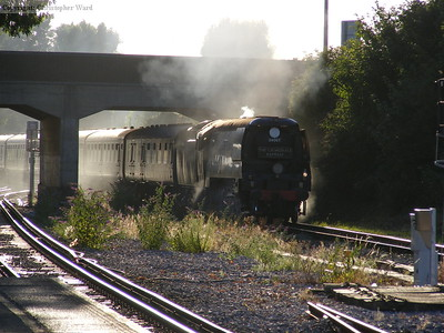 Tangmere passes through sunny Havant