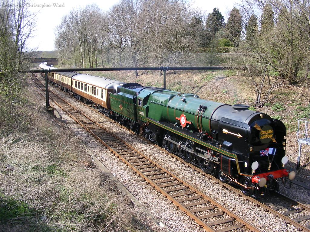 35028 at sunny Shalford