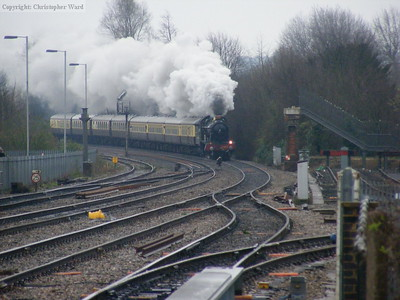 4965 gets into its stride