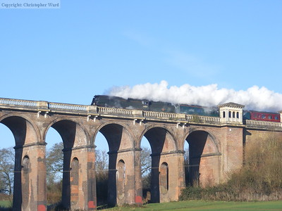 Tangmere crosses the Ouse valley