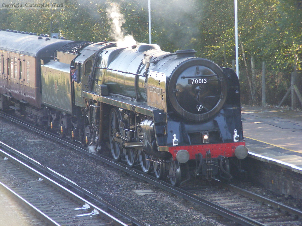The Standard 7 draws into the platform