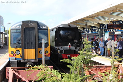 444035 and 34067