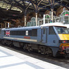 90009 at London Liverpool Street 260113