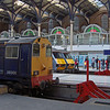 20308 , 90001 and 90008 at London Liverpool Street 260113