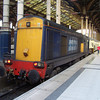 20312 at London Liverpool Street with the Pathfinder Tours Buffer Puffer 10.0 rail tour 260113