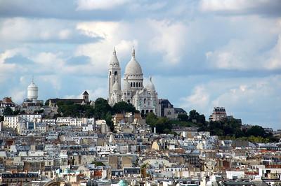Sacre Couer, Paris, France
