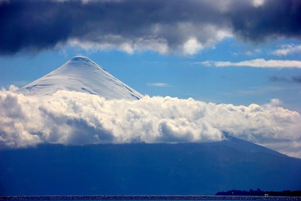 Mt Osorno, Chile