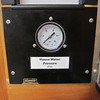 "40-50 PSI is the recommended water pressure which is about in the middle of a 100 PSI gauge.  My 2"" panel mount gauge provides important information about water pressure.  It can also detect damaging water leaks before they become serious."