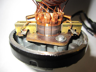 Webasto Turbine Motor Replacement 1/2012