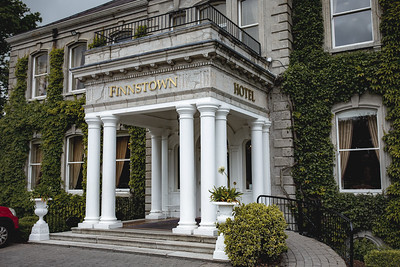 Photographs from May Wedding at Finnstown Castle Hotel in Lucan, Dublin