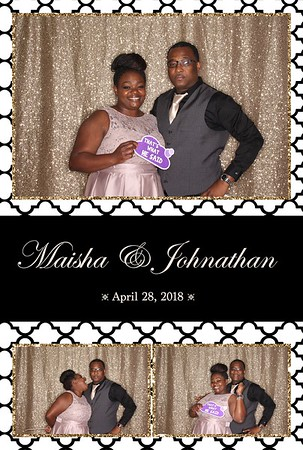 Maisha and Johnathan