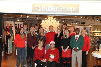 Butler Group Christmas Photos 2014
