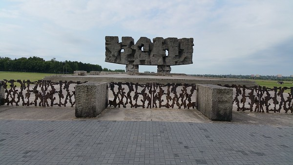 This monument was erected in the 1960`s.