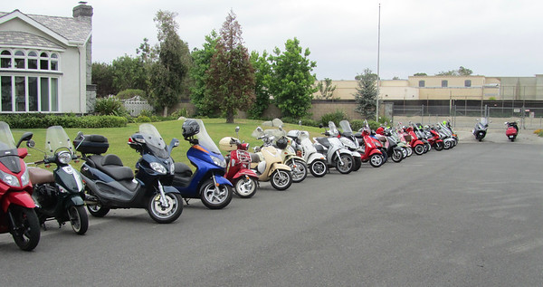 Scooter Club Rides - 2