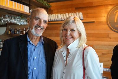 Peter and Julie Merrigan