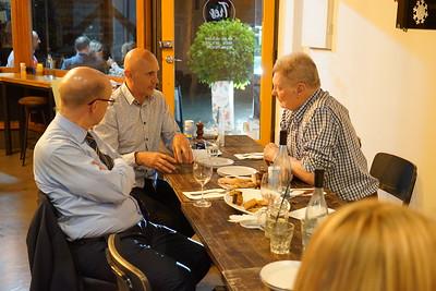 Kevin Frawley, John Federico, Theo Eversteyn