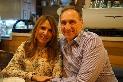 Sam Campisi and Lucia Cetrola