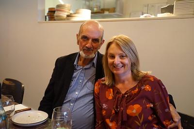 Peter Merrigan, Lisa Gillies