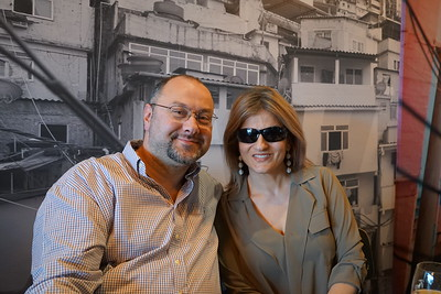 Elie and Miriam Ayoub