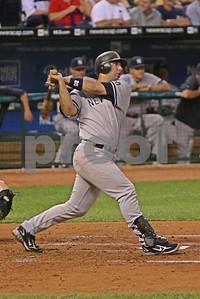 Jorge Posada homerun #19