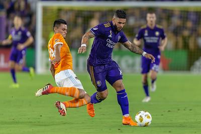 Orlando City Soccer vs Houston Dynamo