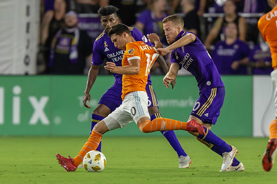 Orlando City Soccer vs Houston Dynamo