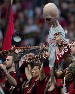 Atlanta fans