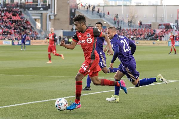 Toronto FC vs Orlando City