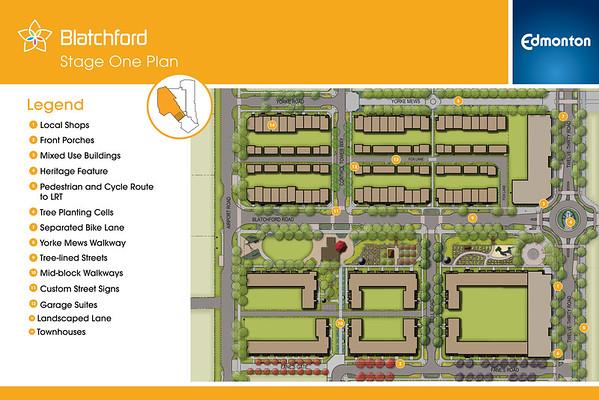 Blatchford Stage One Plan