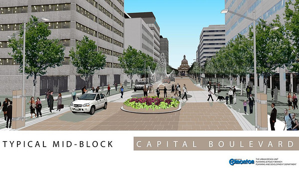 Capital Boulevard Renderings